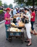 A Street Vendor