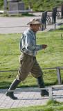 Midday Cowboy