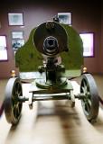 The Legendary Maxim Gun