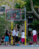 A Game of Basketball