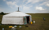 The Ger (Yurt)