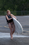 Going Paddle-Boarding