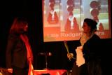 v.l. Christine Werner, Lale Rodgarkia-Dara