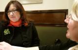 v. l. Christine Werner, Monika Krautgartner
