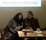 v. l. Christine Werner, Veronika Schmidt-Levar