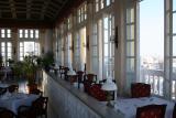 rooftop restaurant in hotel Sevilla in Havana