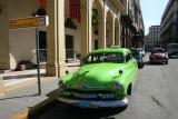 cool Havana taxi