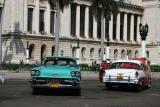 cool 50s cars