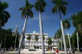 hotel Inglaterra and Jose Marti Square at Central Park, Old Havana