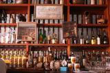 inside La Bodeguita del Medio bar