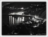 Black & White Under The Blue - 2nd Full Moon of August 2012