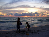 Kids in Florida, August 2011