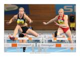 Nadine Broersen (l.) & Laura Molenaar (r.)