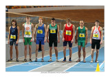 first heat 1000m boys B