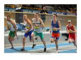 second heat 1000m men