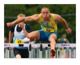 Combined events athletics Woerden 2011