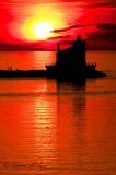 An Amazing Oswego Sunset