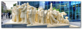 The Illuminated Crowd Panoramic  II