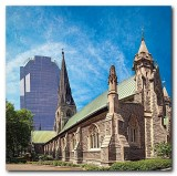 Christ Church Cathedral (side-view)