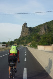 Km 637 - La Roche Noire, Rochemaure