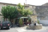 Km 711 - Lirac, Bar de La Fontaine (fabuleux!)