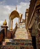 Fake temple Khao kho