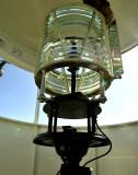 Vuurtoren, lamp