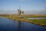 Oostzanerveld, poldertje in de polder, niveauverschil  0,4 meter