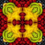 Fruit Kaleidoscope