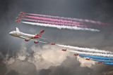 04 Virgin Atlantic and the Red Arrows