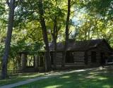Lodge at Pammel State Park