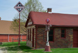 Historical Complex, gas station