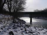 NW 66th bridge north of Des Moines