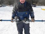 Icy pogie