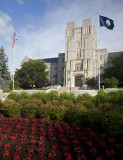 Burruss Hall- Another View