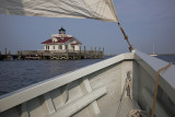 Sailing On The Spirit Of Roanoke Island