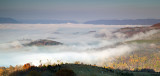 Fog In The Valley-Giles County