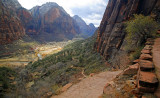 Trail To Angels Landing