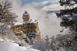The Grand Canyon- A Winter Visit