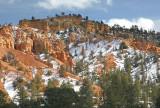 Approaching Bryce Canyon