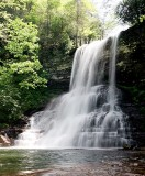 Cascades Main Falls-Giles County