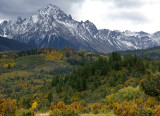 Mt. Sneffels -A Cloudy Afternoon