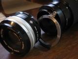 Nikon bellows lens 105mm F4