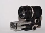 Novoflex 105mm F4 bellows lens and automatic bellows