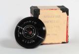 35mm F3.5 Spiratone Macrotar ultra compact bellows lens