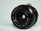 Vivitar 28mm F2.8 close focus