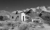 Big bend Ranch State Park (old movie set)