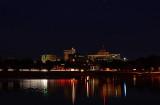 Midland at night