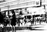 B & W images of Helsinki
