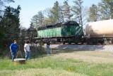Railfans?